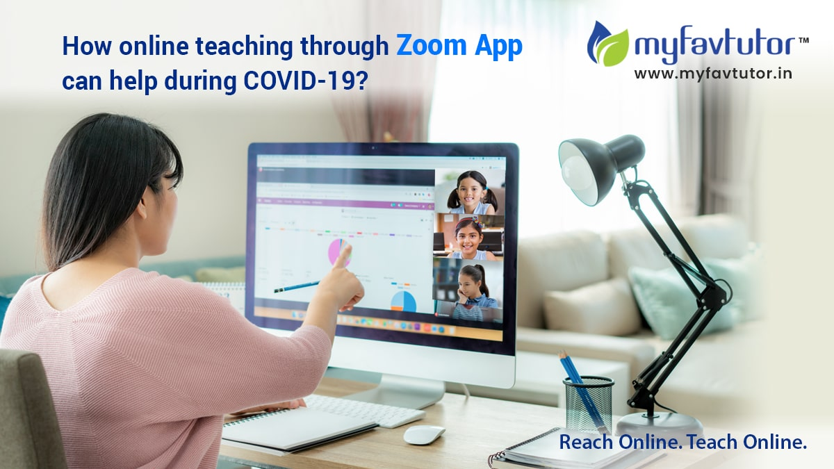 Online Teaching through Zoom App