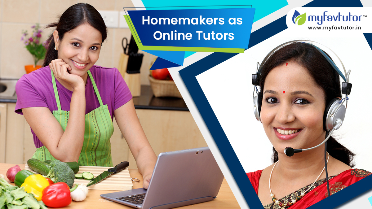 Homemakers as Online Tutors