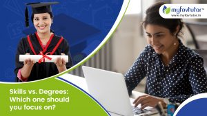 Skills vs. Degrees: Which one should you focus on?