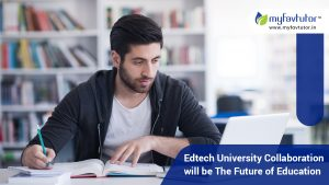 Edtech University Collaboration will be The Future of Education