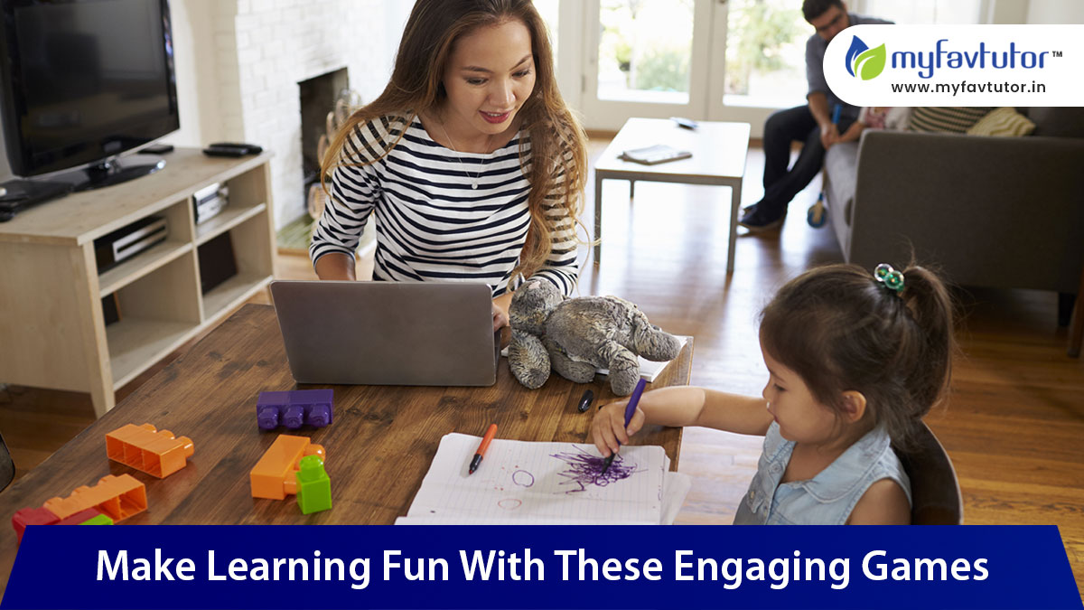 Make Learning Fun With These Engaging Game