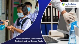 Schools Need to Follow These Protocols as They Reopen Again