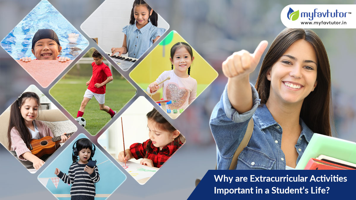 Why Are Extracurricular Activities Important in a Student's Life