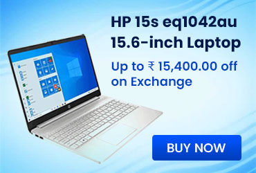 HP 15s eq1042au 15.6-inch Laptop