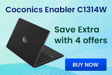 Coconics Enabler C1314W - Windows 10 Pro