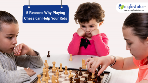 Reasons Why Playing Chess Can Help Your Kids
