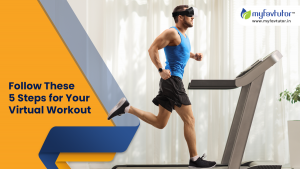 Follow These 5 Steps for Your Virtual Workout