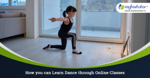 How you can Learn Dance through Online Classes