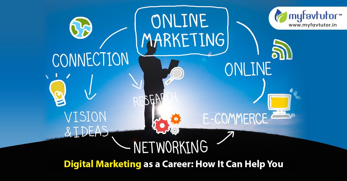 Digital Marketing as a Career