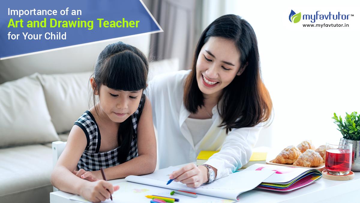 Art and Drawing Teacher